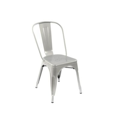 French Bistro Side Chair (Clear)
