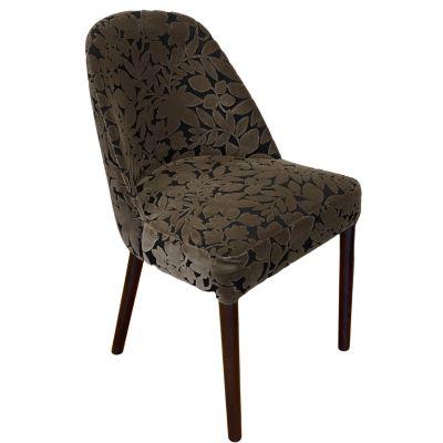 Gomo Side Chair (ParadisoMocha / Walnut)