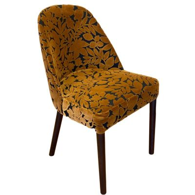 Gomo Side Chair (ParadisoNutmeg / Walnut)