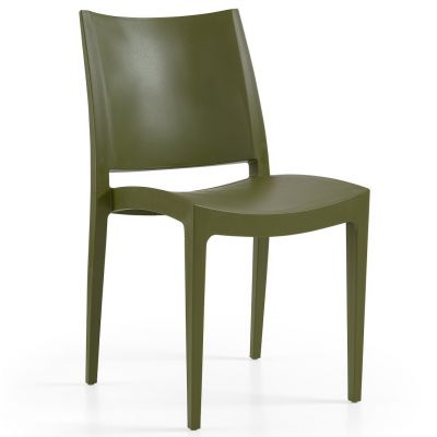 Libby Side Chair (Olive)