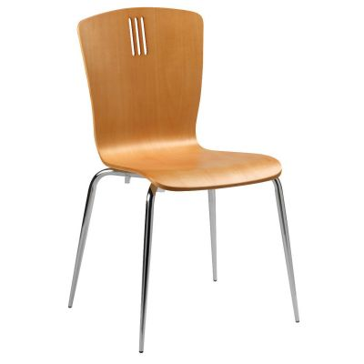 Pelon Stacking Side Chair