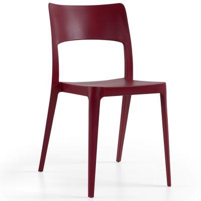 Vanity Side Chair (Bordeaux)