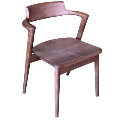 Monica Side Chair (Walnut)