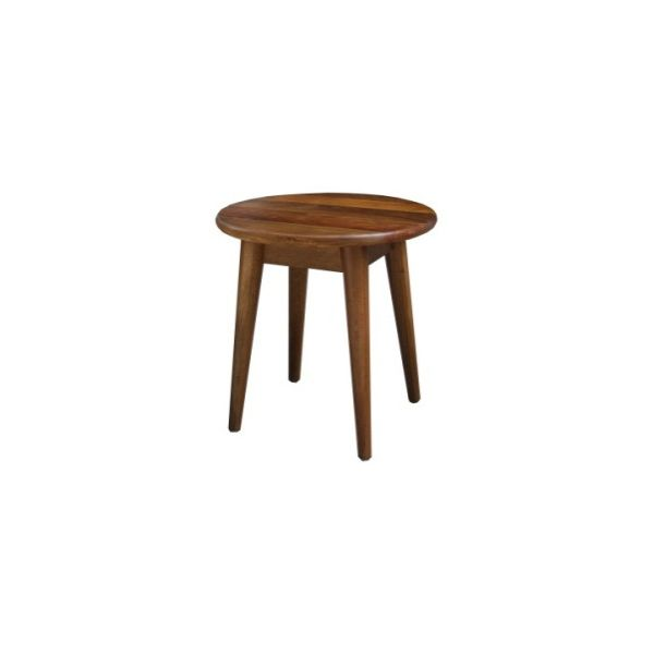 Simplicity Round Side Table