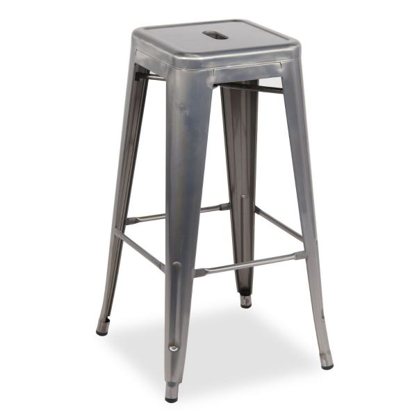 Bistro High Stool 76 (Steel)