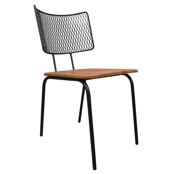 Gridback Side Chair
