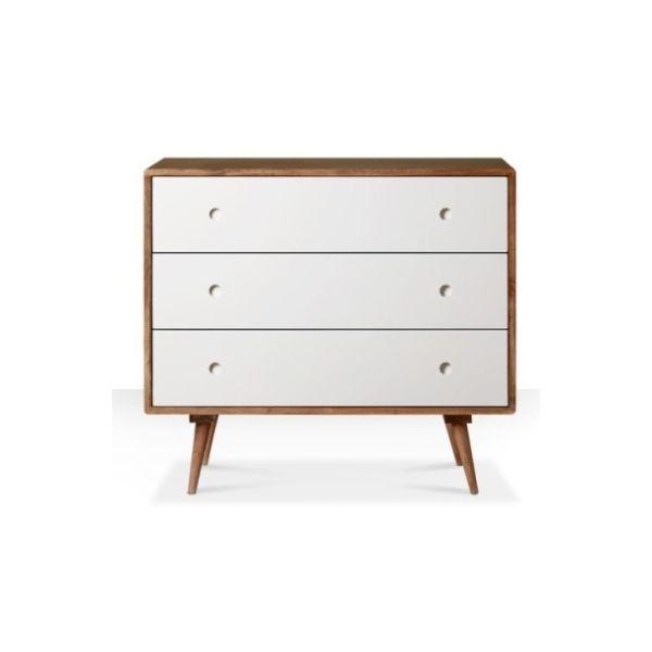 Milla Three Drawer Sideboard