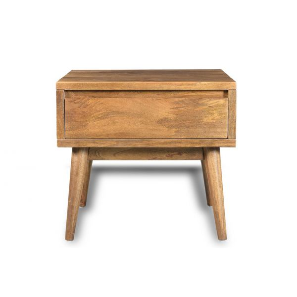 Simplicity One Drawer Table