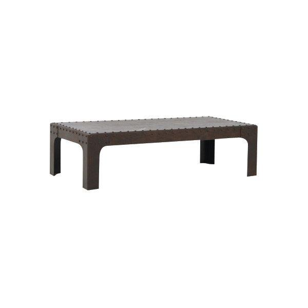 Rivet Coffee Table 120