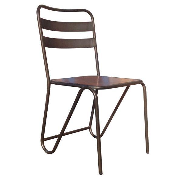 School Graduate Side Chair