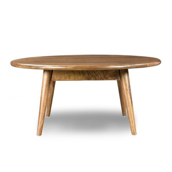 Simplicity Round Coffee Table